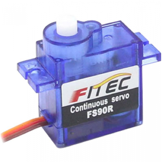 【FEE001】continuous servo FS90R