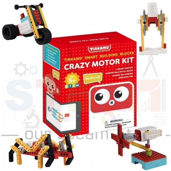 【TKM002】New Tinkamo Crazy Motor Kit