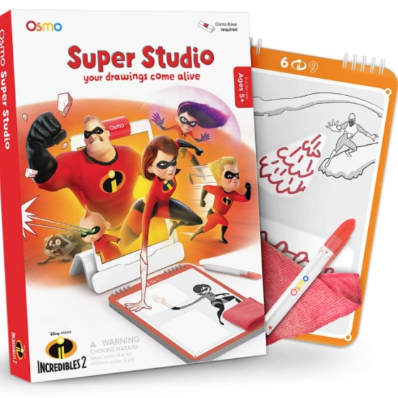 【OSMO15】OSMO Super Studio Disney•Pixar Incredibles